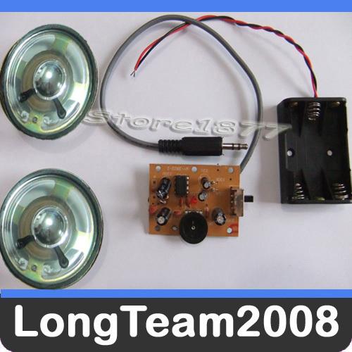 Интегральная микросхема TDA2822 Amplifie DIY + PCB szsp09 интегральная микросхема 12v 9ch pcb x 1