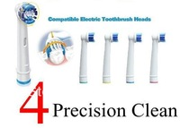 Replacement for Standard SB20-4A electronic toothbrush Heads 4pcs/pack High Quality