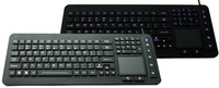 IP68 silicone medical backlight keyboard with touchpad(X-TP1011SD)