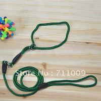 Free Shipping Wholesale & Retail Rayon P Chian Dog Leash, Two Tone Dog Leash, 2 Colors