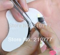 eyelash extension under eye pads Lint Free Eye Gel patches 50 pairs