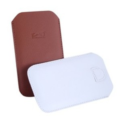 Free Shipping fashion leather mobile phone case & bag for phone(China (Mainland))