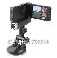Full HD 1920x1080P x5000 Dual Car IR Night Vision Black Box DVR Camera Recorder Dual Car Camera Free Shipping