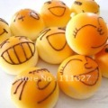 Free Shipping, New  Squishy Buns Bread Charms, Squishies Cell Phone Straps, Wholesale  Ll-01-023