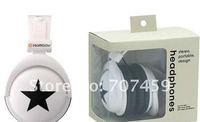 DHL Free shipping!wholesale 20pcs/lot  Mixstyle Headphones DJ Earphone Ear Drops Japan Top Quality Headset ( Retail box)