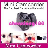free shipping  New Arrival! 10pcs/lot Button Camera ,Super Mini Camcorder,2.0 Mega Pixels smallest Camera,640*480