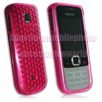 Diamond Pink Armor Gel Soft Case Cover Protector For Nokia 2730 Classic