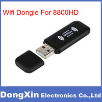 WiFi 802.11b/n/g 150Mps Wireless USB LAN Network Adapter For Asia DVB 8800HD newbox