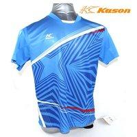 kason badminton T-shirt: men short-sleeved, badminton series, tournament, badminton clothing,kason FAYG019