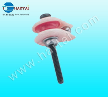 Caged ceramic pulley (wire jump preventer) SN004 Ceramic Roller Guide