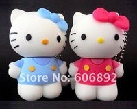 Real memory 2GB 4GB or 8GB 16GB Lovely Hello kitty mini USB flash drive free shipping