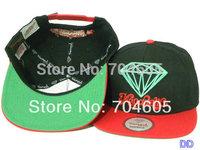 1pcs lot Snapback caps Diamonds Supply Co Snapbacks hats  Snapbacks leopard print StrapBack hat basketball snapbacks cap GALAXY