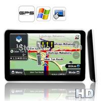 5 inch Car GPS  Navigation System 4GB 128MDDR   Navitel 8.5  Map FM Win CE 6.0 ,128MDDR
