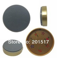 2013 new 5pcs/lot Silicon nail stamping nail stamping plate stamper perfect for nail art work