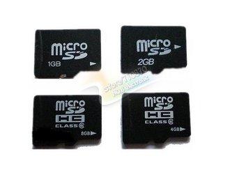 Factory Price MicroSD Micro SD HC Transflash TF CARD 128mb 256mb 512mb 1gb 2gb 4gb 8gb 16gb 32gb  memory card,100pcs/lot