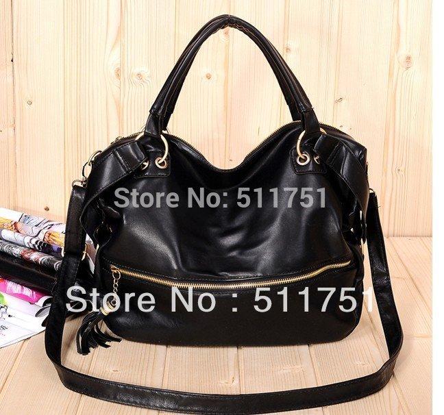 2014 tassel women messenger handbags bags brand designer fashion