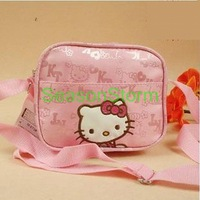 Min Order $20 (mixed order) Retail Kids Cute Hello Kitty School Bag  (SI-21)