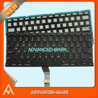 "Free  shipping ! Brand new ! US keyboard with backlight for Macbook Air 13"" A1369 MC965 MC966  2011  A1466  MD231 2012 Laptop"
