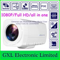 GXL,2 Megapixel HD Digital IP Camera,1/3'' CMOS Sensor,Full HD 1080P,18X Optical Zoom,All in one Box Camera C7AA1080PEL-T18