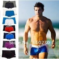 New Fashion Swiming Trunks Mens Swim Trunks Slim Swimwear