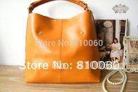 New fashion handbag  world famous classical fashion NAPA genuine leather tote bag women handbag soft leather muliti color