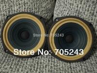 pair HiEND 6.5inch  DIATONE P610 MK2  fullrange speaker ,better 50% than old  version davidlouis audio