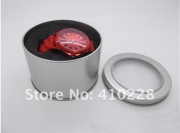 LED watch box,gift box. free Shipping