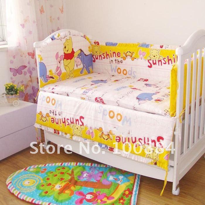 Baby Crib Set Patterns