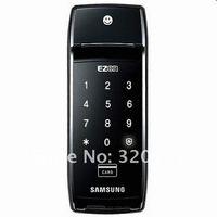 Digital Door Lock Samsung EZON SHS-2320 Keyless TouchPad Quick Open System New +5 Pcs Tag Card