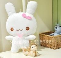 J1 Plush Angel Rabbit Stuffed Toy with Pink Wings,1 pc