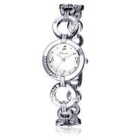KIMIO Wholesale Music women wristwatches ladies fashion quartz watch rhinestone Women dress watches NW183