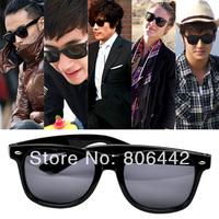 Fashion Cool Clear Lens Frame Nerd Glasses Black 624