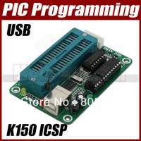 PIC K150 ICSP Programmer USB Automatic Programming Develop Microcontroller + USB ICSP cable 3237
