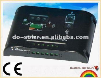 10A 12V 24V Solar Charger Controller, Solar Panel, Solar Regulator in stock