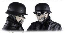 Free Shipping Most Crazy Novelty Helmet be modelled on World War II Germany army M35 helmet,popular motorcycle helmet JL907(China (Mainla