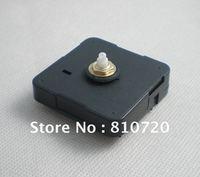 Free shipping 5pcs/lot 22mm Quartz Clock Movement Kit Spindle Mechanism shaft 22mm with hands