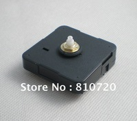 Free shipping 5pcs/lot 22mm Quartz Clock Movement Kit Spindle Mechanism shaft 22mm with hands