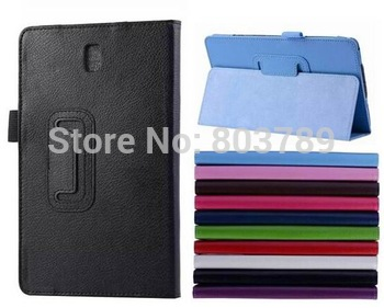 Popular PU Leather Normal Book Case for Samsung Galaxy Tab S 8.4 T700,with stand,retail and wholesale,1pc/lot