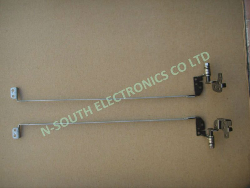 Promotion free shipping for hp G6-lcd laptop video lcd screen bracket hinges repair(China (Mainland))