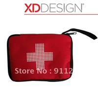 Travel Kit[106 in1][RED][Outdoor]FIRST AID KIT,First Aid Bag,Travel Tools Bag, Survival kit, Earthquake / Emergency Bag