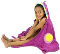 PROMOTION ! baby hooded bathrobe bath towel bath terry.bathing robe for children style 1027 B zyw