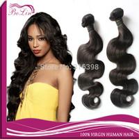 Retail Peruvian Virgin Hair Body Wave Bundles Grade 6A Peruvian Hair Weave Natural Color 8''-30'' Body Wave Hair Extension