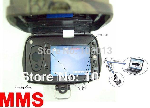 LTL Acorn 6210MG HD 1080P external antenna remote control 12MP MMS GPRS hunting camera game scouting Camera 940NM (No Flash IR)(China (Mainland))