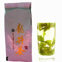 100g Fresh West Lake Longjing Dragon Well Green Tea gift packing green tea Chinese tea xi hu longjing