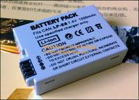 2Pcs/Lot Free Shipping LPE8 LP-E8 LP E8 Battery for Canon Cameras EOS Rebel T2i T3i T4i T5i, 550D 600D 650D 700D, Kiss X4 X5 X6