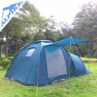 Hot sale 4 Person Family Dome Tent, tourist camping tent for family camping, outdoor camping