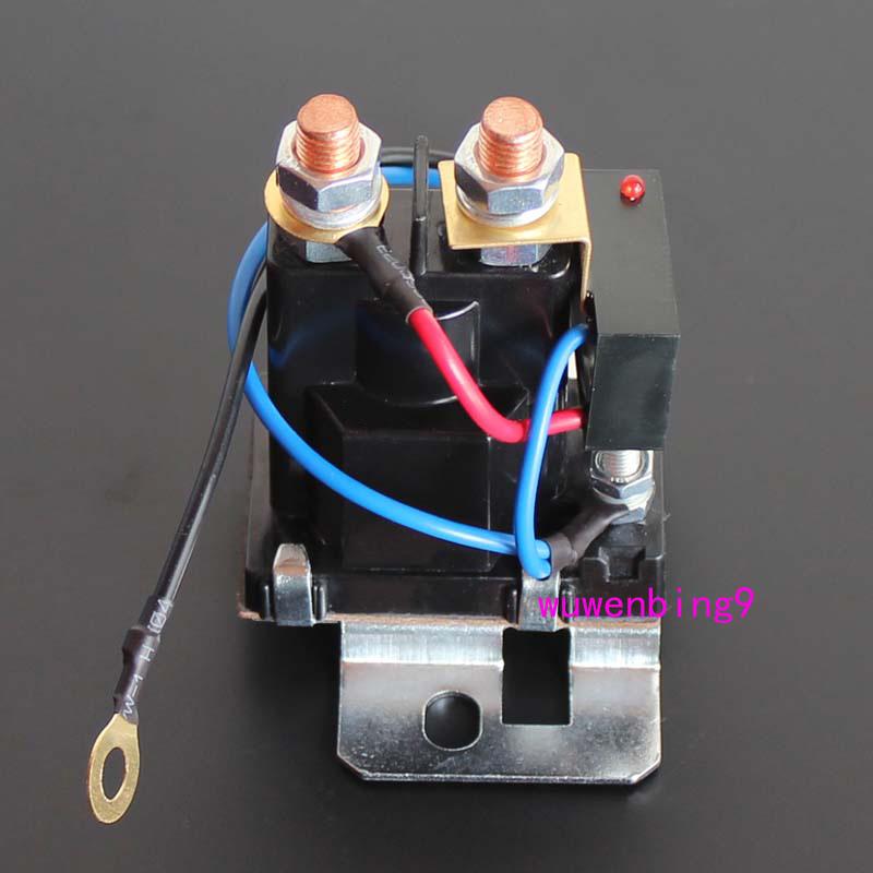 200 AMP Battery Isolator Dual Battery auto increase battery 12V(China (Mainland))
