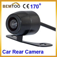Universal Car Rear view Parking Camera HD Color Night Version Reverse Backup CMOS Camera with 170'' Wide view Angle,FreeShipping