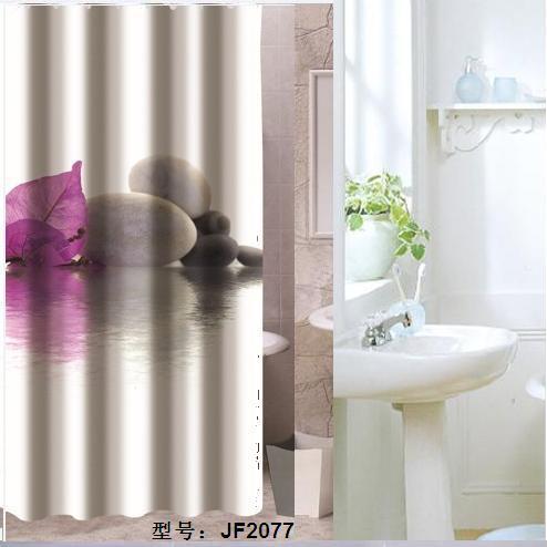 Bathroom products Fabric Shower Curtain 180x180cm bath curtain bathroom curtain shower Brooklyn Bridge New york city curtain(China (Mainland))