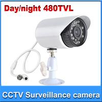 1/3''480TVL 3.6mm lens IR 22pcs Leds waterproof surveillance camera outdoor cctv security camera unique shell